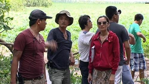 "hanh thuy lan dau ""mao hiem"" lam dao dien phim - 2"