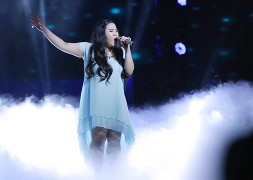 the voice 2015: my tam tu nhan minh vo duyen tren song truyen hinh - 8