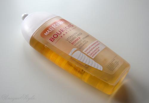 danh gia nuoc hoa hong bo sung vitamin c enriched toner bourjois - 2