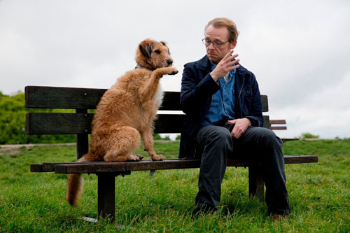 "simon pegg lam tong thong my trong ""absolutely anything"" - 1"