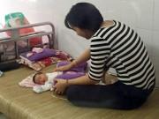 Tin tức - HN: Bé sơ sinh bị bỏ rơi bên đường cùng lá thư của mẹ