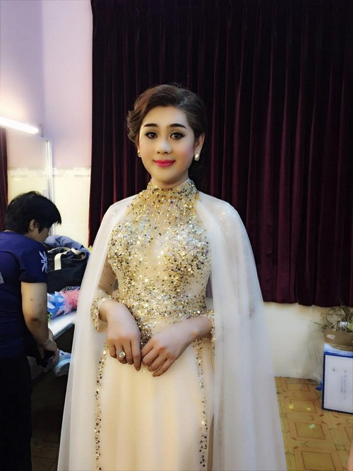 "lam chi khanh se thi ""hoa hau hoan vu chuyen gioi 2016"" - 3"