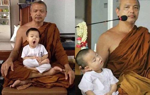 """em be thai lan """"don tim"""" dan mang vi qua dang yeu - 2"""