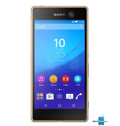 "sony m5: smartphone trang bi camera ""tu suong"" 13mp se co gia khoang 400 usd - 1"