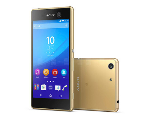 "sony m5: smartphone trang bi camera ""tu suong"" 13mp se co gia khoang 400 usd - 2"