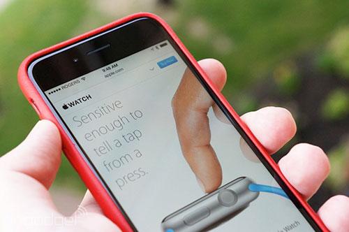 """iphone 6s thieu tinh nang """"huy diet"""" de kich cau - 1"""