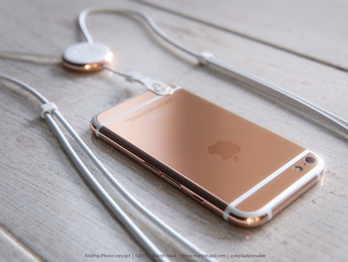 Ngắm thiết kế iPhone mới, phiên bản nắp gập-5