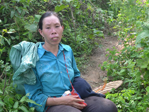 """tham sat o yen bai: cuoc goi """"bo me mau len lan ngay"""" - 4"""
