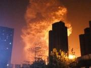 Tin tức - Nổ kinh hoàng tại Thiên Tân, 17 người chết, 400 người bị thương