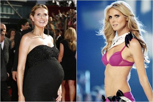 Bí quyết giảm cân ngoạn mục của 8 bà mẹ Hollywood - 6