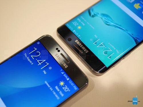 """Galaxy S6 Edge """"phóng to"""" trình làng cùng bàn phím QWERTY-6"""