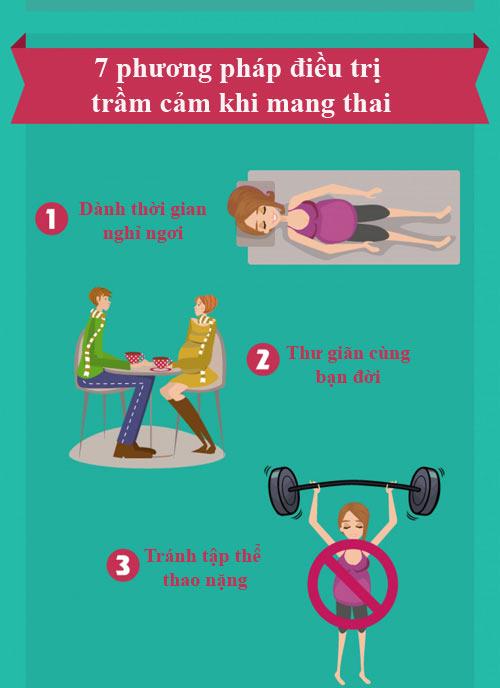 7 cach giup me thoai mai suot thai ky - 5