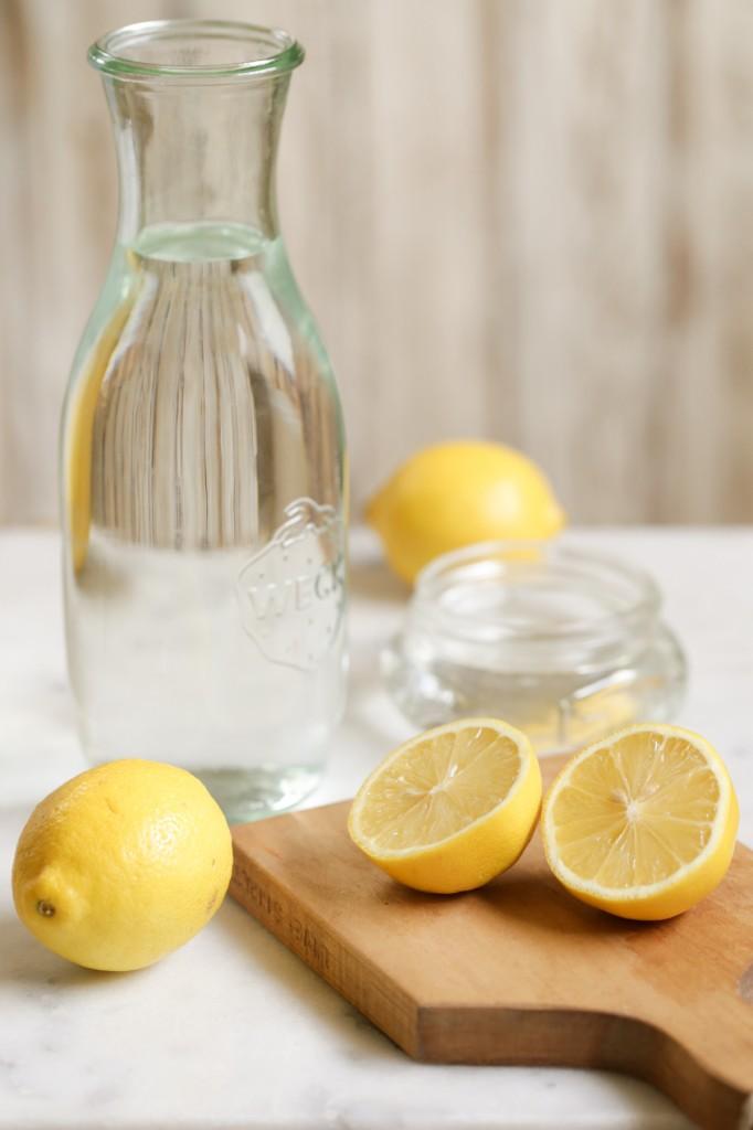Tự chế dung dịch giấm chanh rửa sạch rau phun hóa chất-2