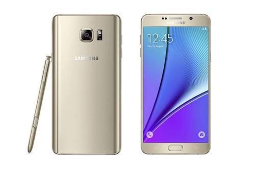 Galaxy Note 5: thiết kế nguyên khối màn hình 2K, RAM 4GB-1
