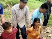 Tin tức - Công an tỉnh Yên Bái họp báo vụ thảm sát 4 người