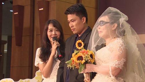 Nghẹn ngào hôn lễ của đôi vợ chồng 10 năm không cưới-7