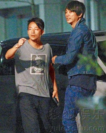 Chồng Từ Hy Viên đi chơi đêm cùng gái lạ-3