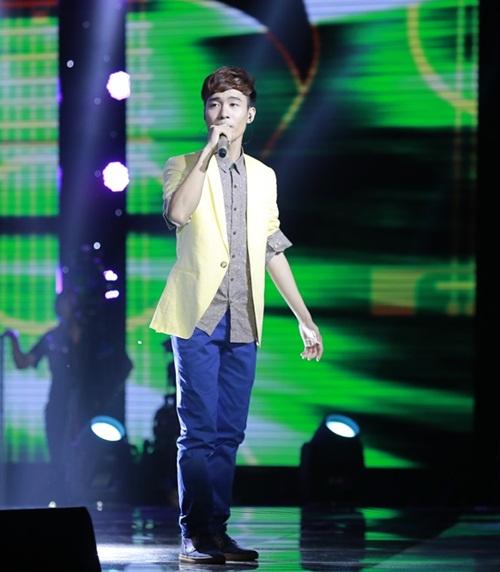 the voice 2015: tuan hung mang hoc tro te tat vi tu y rut lui - 6