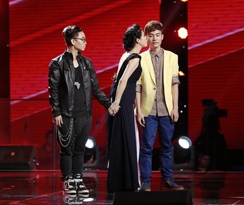 the voice 2015: tuan hung mang hoc tro te tat vi tu y rut lui - 2