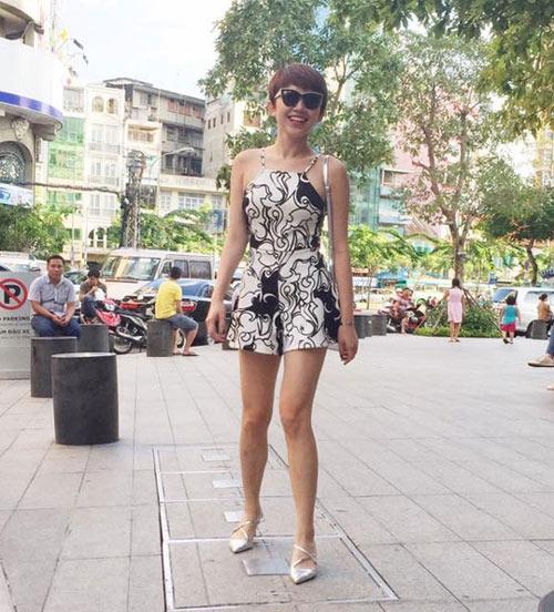 tuan qua: angela phuong trinh khoe eo thon tuyet my - 9