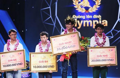 Vô địch Olympia vì liều và bản lĩnh-1