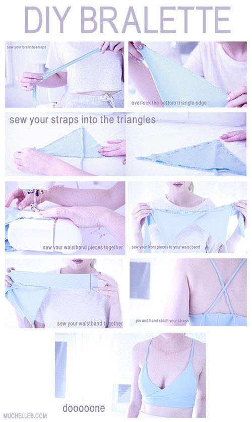 10 mẹo hay về áo ngực mọi cô gái nên biết và cần hiểu - 11