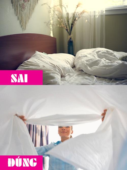 8 sai lầm phòng ngủ khiến bạn trằn trọc cả đêm-8