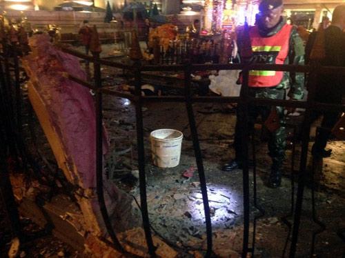 Nổ bom chấn động thủ đô Bangkok, hàng trăm người thương vong - 5