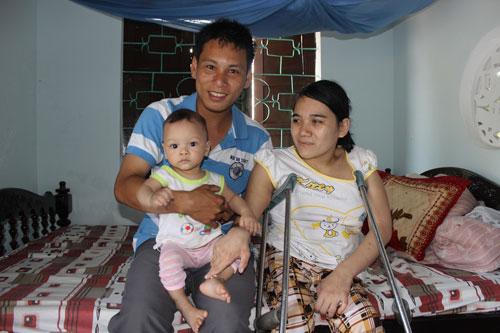 Chuyện tình chàng trai đòi tuyệt thực cưới cô gái khuyết tật-2