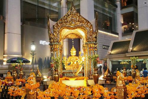 Tìm hiểu về ngôi đền ở Thái Lan vừa bị đánh bom-1
