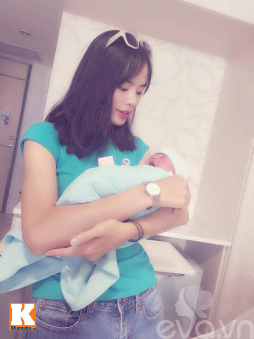 Kiwi Ngô Mai Trang sinh con trai thứ 2 - 4