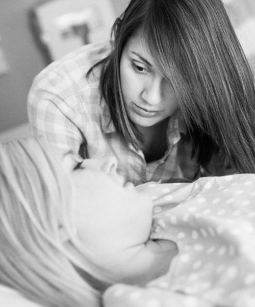 Ca sinh thường đầy nước mắt của cặp đôi đồng tính-6