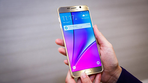 nhung dieu can biet ve galaxy note 5: phablet the he moi cua samsung - 1