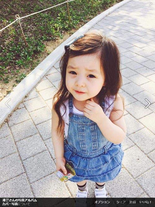 """Nhóc tì hai dòng máu Hàn – Nhật """"đốn tim"""" vì đáng yêu-3"""