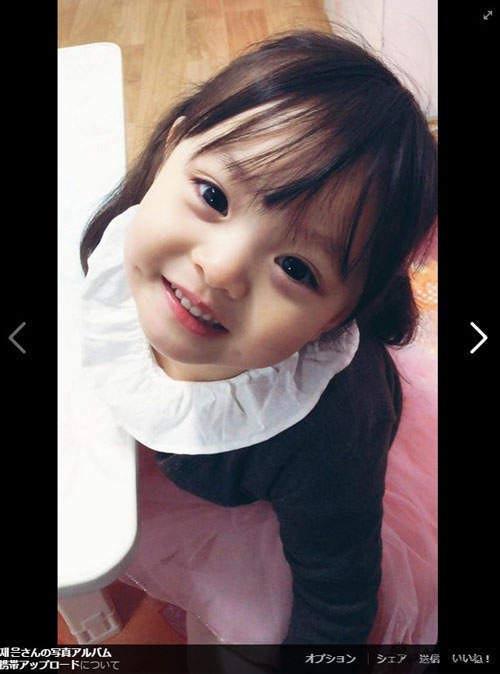"""Nhóc tì hai dòng máu Hàn – Nhật """"đốn tim"""" vì đáng yêu-6"""