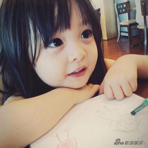 """Nhóc tì hai dòng máu Hàn – Nhật """"đốn tim"""" vì đáng yêu-2"""