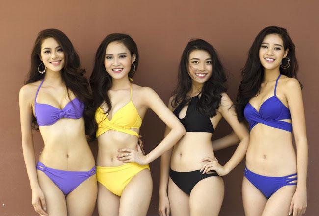 Cuộc thi Hoa hậu Hoàn vũ 2015 đang bước vào những chặng cuối cùng để chuẩn bị cho vòng chung kết sẽ diễn ra vào 3/10/2015 tới đây. Nổi bật trongTop 35 thí sinh lọt vào vòng Bán kết khu vực miền Nam tối 15/8 vừa qua là Phạm Hương- gương mặt từng lọt Top 10 Hoa hậu Việt Nam 2014.