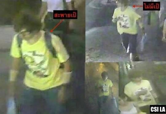 Thái Lan hé lộ về kẻ đánh bom Bangkok-1