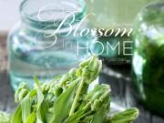 """Sách hay - """"Blossom in Home"""" - Cắm hoa nghệ thuật theo cách đơn giản nhất"""