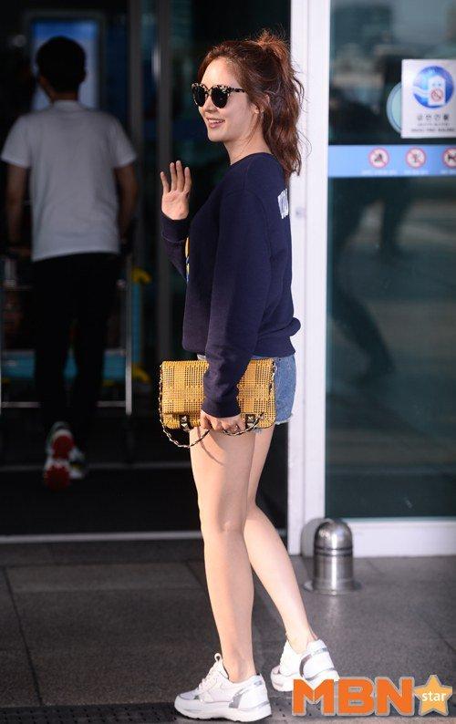Khuôn mặt Ha Ji Won ngày càng khác lạ - 11