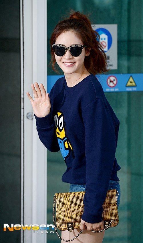 Khuôn mặt Ha Ji Won ngày càng khác lạ - 13