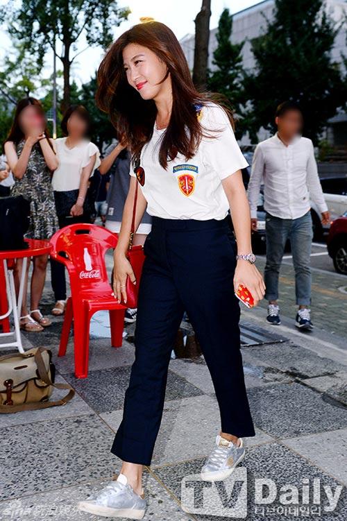 Khuôn mặt Ha Ji Won ngày càng khác lạ - 2