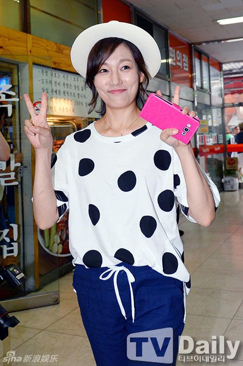 Khuôn mặt Ha Ji Won ngày càng khác lạ - 6