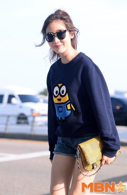 Khuôn mặt Ha Ji Won ngày càng khác lạ - 10