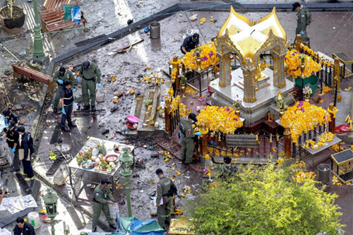Đánh bom rung chuyển Bangkok: Giải mã những bí ẩn-1