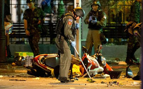 Đánh bom rung chuyển Bangkok: Giải mã những bí ẩn-3