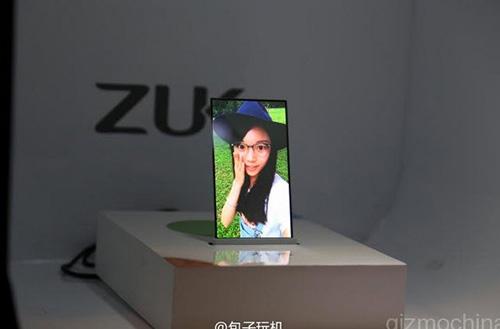 zuk z1: ngam nguyen mau smartphone man hinh trong suot - 2