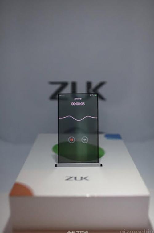 zuk z1: ngam nguyen mau smartphone man hinh trong suot - 3
