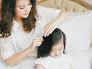 Làm mẹ - MC xinh đẹp mách kinh nghiệm chọn trường mầm non ở Hà Nội