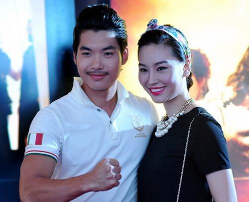"truong nam thanh: ""toi dang han gan tinh cam voi thuy linh"" - 3"